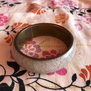 Jewelry - ✳️White bracelet