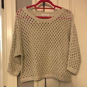 Cabi 3-quarter-sleeve Sweater
