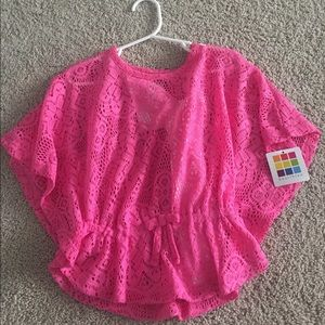 Other - 2T adorable poncho/ shirt NWT