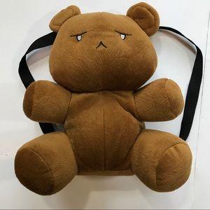 Handbags - Brown Bear Backpack