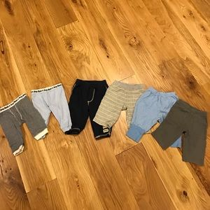 Other - Six pair of pants for baby