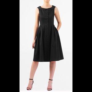 New Eshakti Retro Fit & Flare Dress 22W