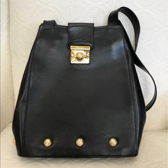 e3de99c6fab Salvatore Ferragamo Bags   Authentic Vintage Tote Bag   Poshmark