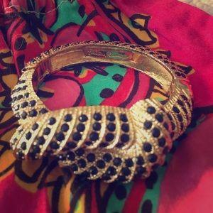 Lilly Pulitzer gold knot bracelet