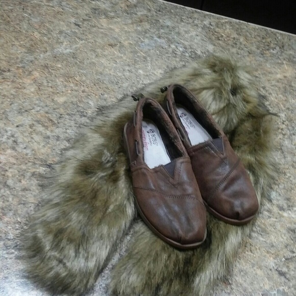 bobs shoes brown