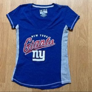 NY Giants Womens Tshirt