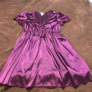 Dresses & Skirts - Purple Dress by Forever