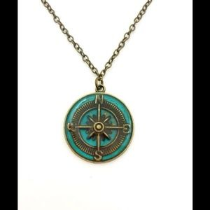 Jewelry - Compass Necklace
