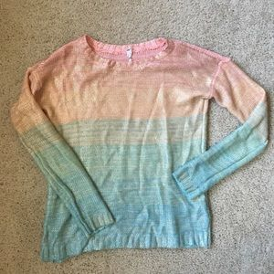 Willow & Clay Knit Sweater from Nordstrom - XS