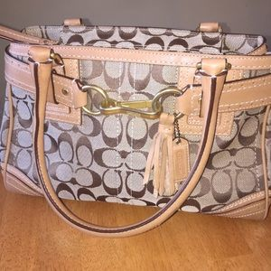 SALE❤️Coach Carryall Satchel Handbag
