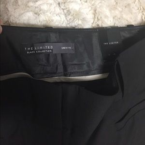 "The Limited ""Black Collection"" Drew Fit Pants"