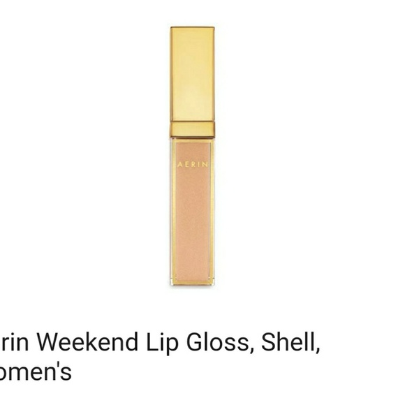 Aerin Other - Aerin lip gloss SHELL