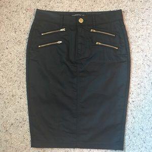 Express Jeans Skirt