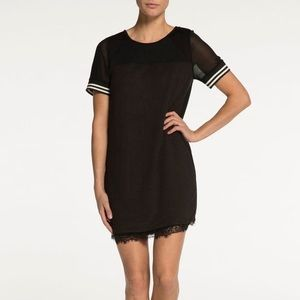 Scotch & Soda Varsity T-shirt Dress