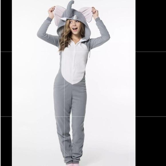 Elephant Onesie Pajama. M 59a36f8bbf6df5979c07fc87 b37aa3d45