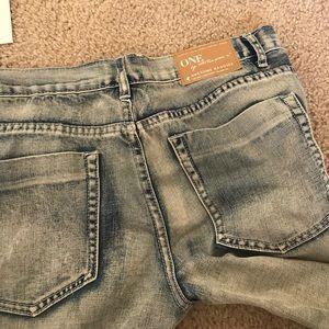 One Teaspoon Jeans - One Teaspoon Awesome Baggies in 28
