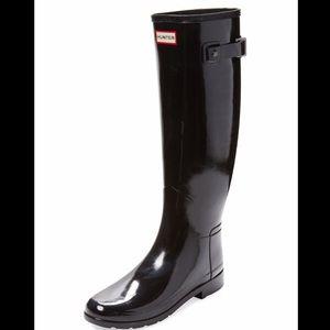 Hunter Original Refined Gloss Tall Rain Boot