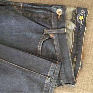 Lucky Brand Charlie Skinny Jeans - 30/10