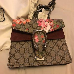 Authentic Gucci crossbody bag