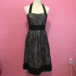White House black-market Cocktail Prom Dress