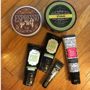 Lot of 6 full sized Perfectly Posh products