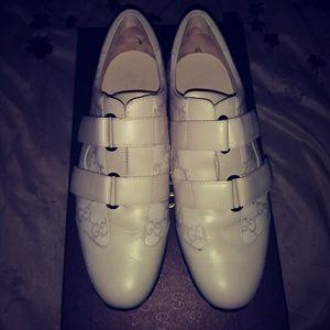 Gucci Cream color Sneakers #121830