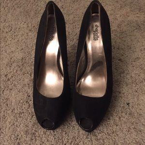 Shoes - Black Charlotte Ruuse Heels