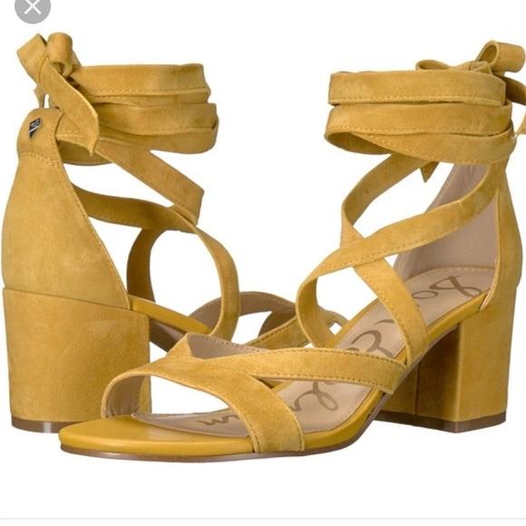 0eb5b5d2a6b6 Sam Edelman Sheri Ankle Wrap Sandal