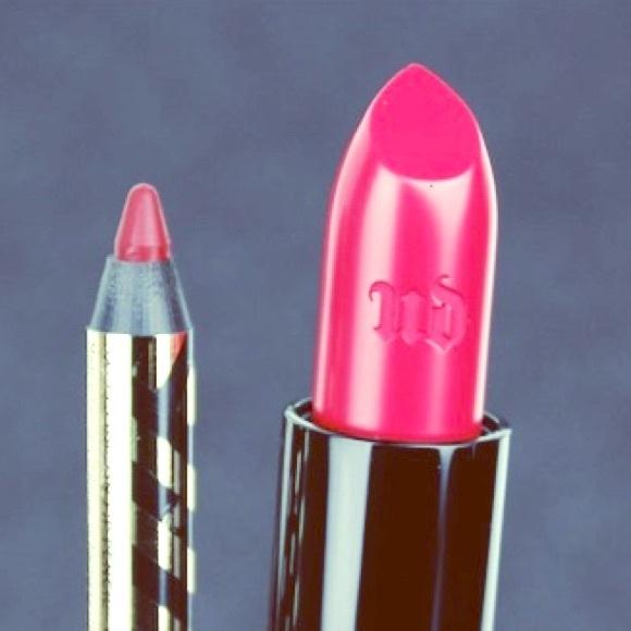 Urban Decay Other - Bundle Urban Decay Lipstick & lipstick pencil