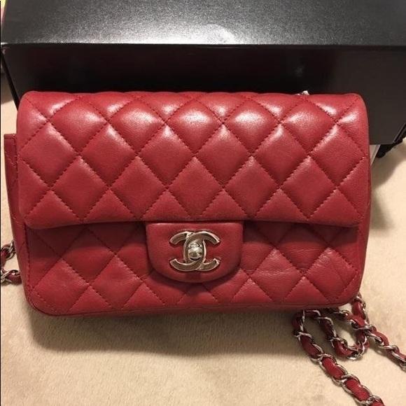 f805116b9620 CHANEL Bags | Mini Cf | Poshmark