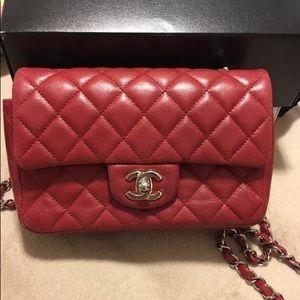 05bc32dbd65b CHANEL Bags - Chanel mini cf