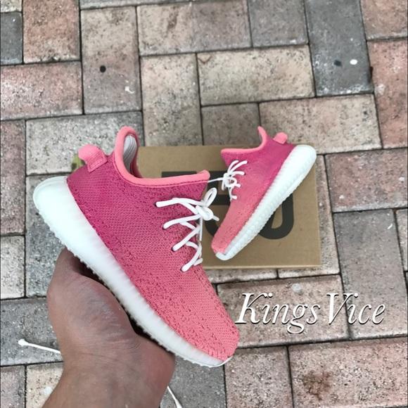 Custom infant adidas yeezy 44c774065469