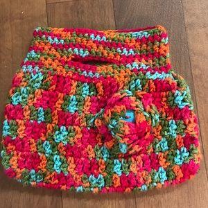 Handbags - Crochet Handbag