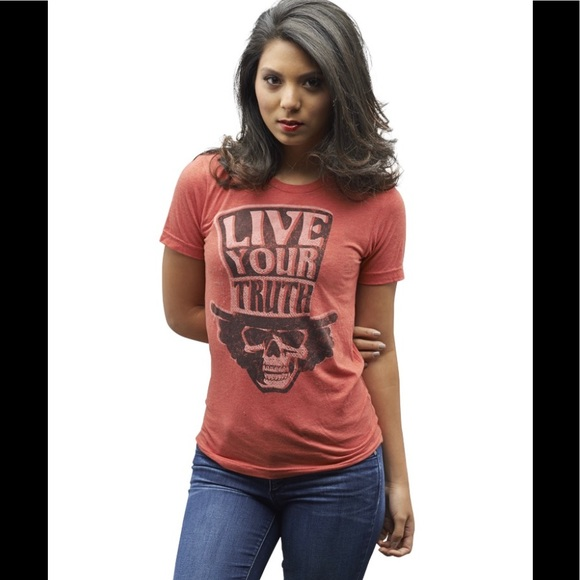 2fe927f63 Human Unlimited Tops | New Unisex Tee Live Your Truth Size Xl | Poshmark