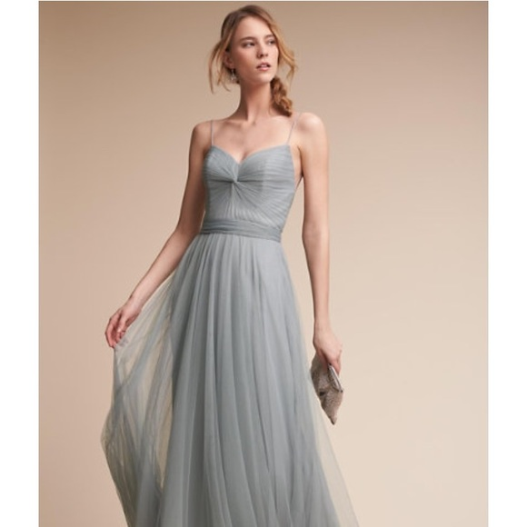 717b59bd4aa BHLDN Dresses   Skirts - NEW Tinsley bridesmaid dress BHLDN in French blue