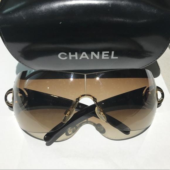 3db8e968aea CHANEL Accessories - Chanel 4145 Sunglasses Gradient Brown Lenses