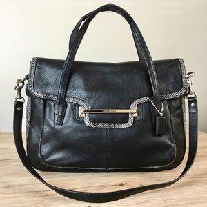 Coach 2 way shoulder bag