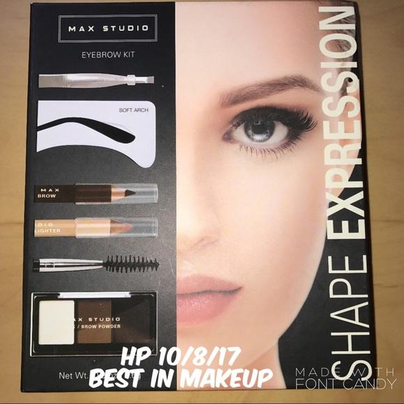 BNIP Eyebrow Kit by Max Studio NWT