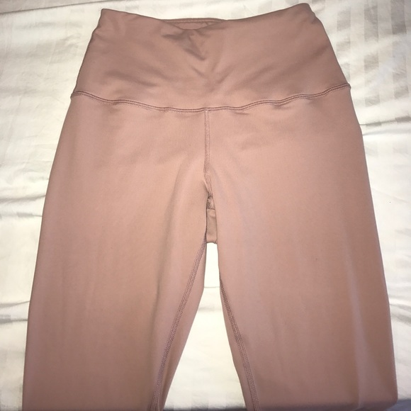 34802b7539f15 Saski dusty pink leggings. M 59a46101a88e7d43010ae615