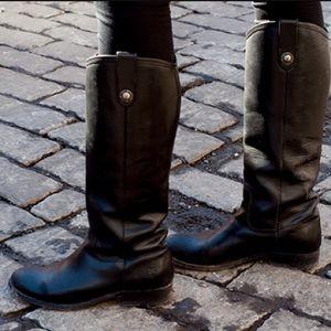 •Frye• Melissa Button Boots