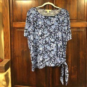 Michael Kors size large blouse
