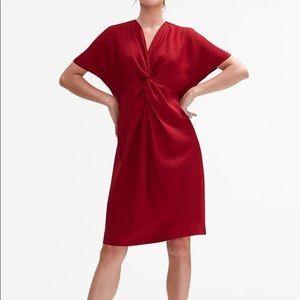 MM LaFleur Red Dress