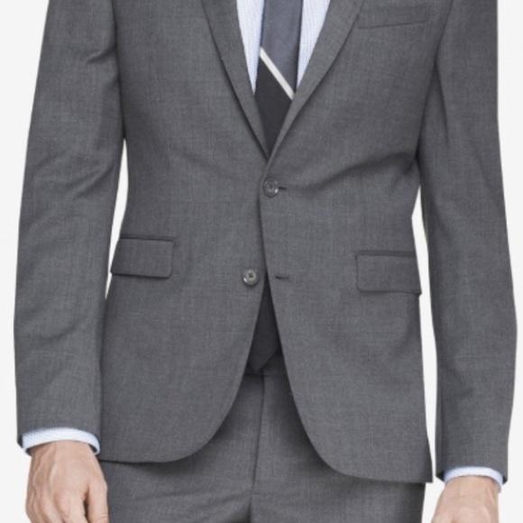GREY Mens Suit