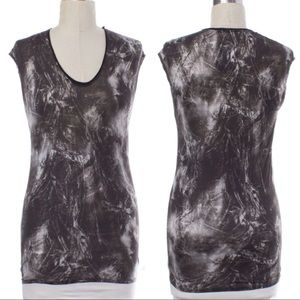 🆕Helmut Lang Marbled Tunic