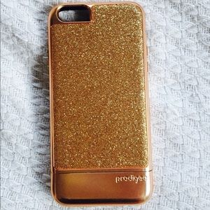 Prodigee rose gold iPhone 6 case
