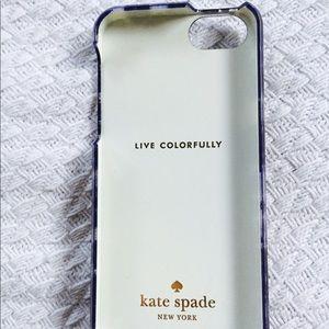 kate spade Accessories - Kate spade iPhone 5 case