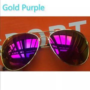 Accessories - Unisex mirrored aviator sunglasses NEW in bag