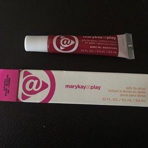 Mary Kay jelly lip gloss (Berry Me)
