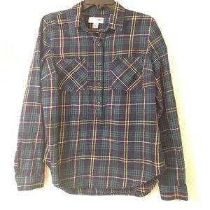 Tops - Old Navy flannel size medium