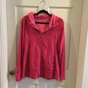 Bright pink gapbody jacket